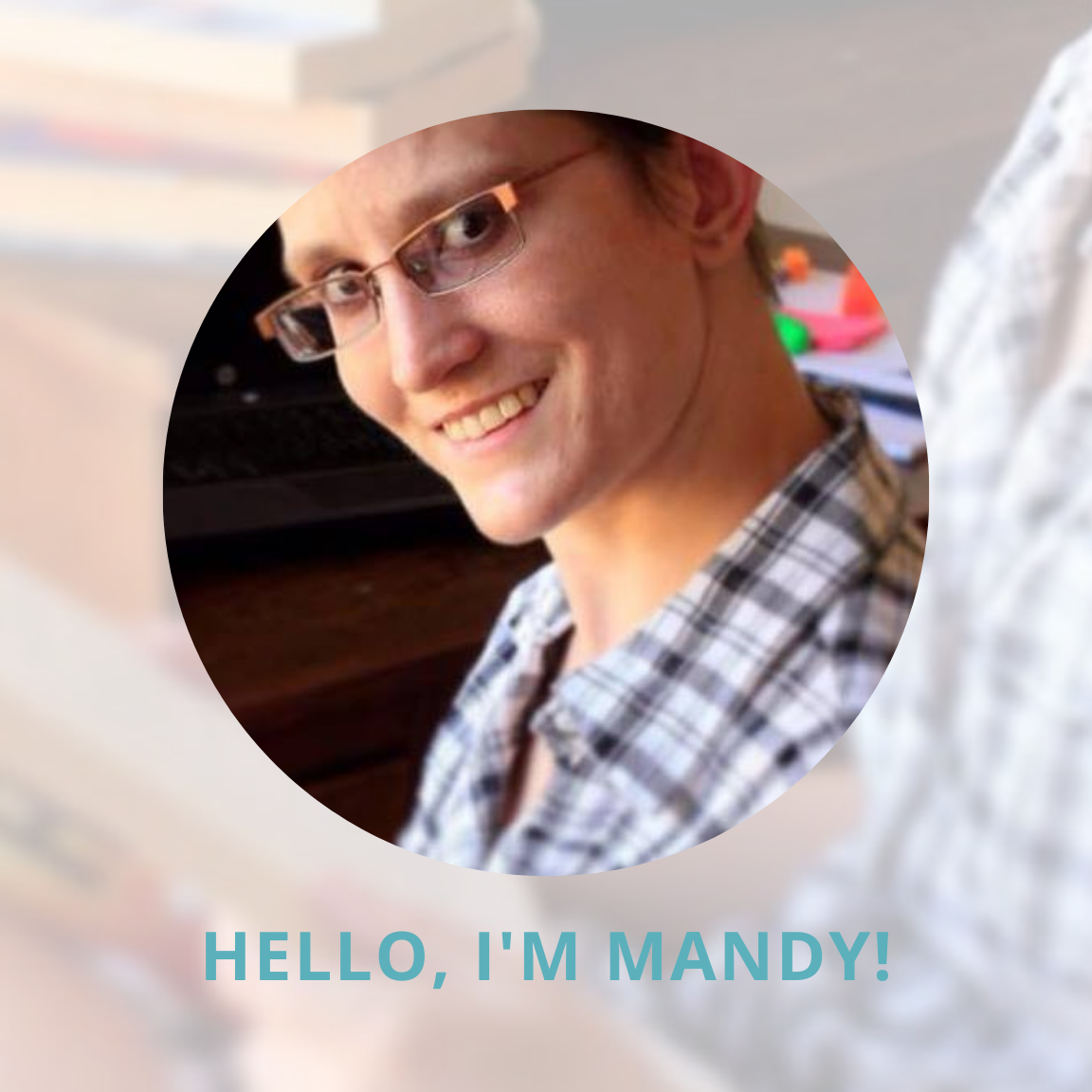 Mandy Halgreen, Founder & CEO of Tutoring with Mandy